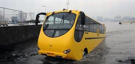 Autobus amphibie