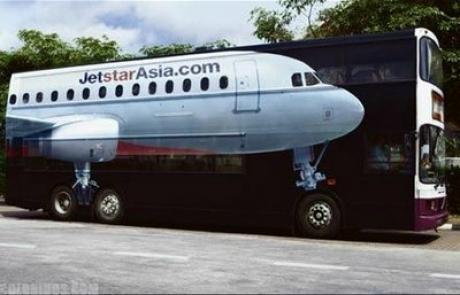 Bus avion