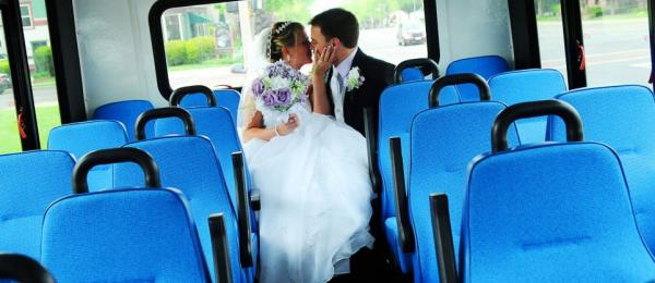 Louer un autocar pour son mariage