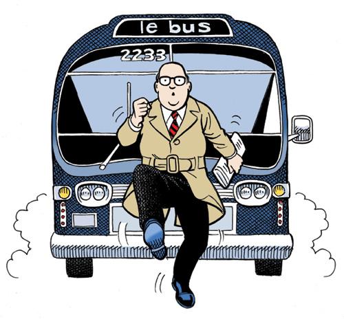 Le bus de paul kirchner